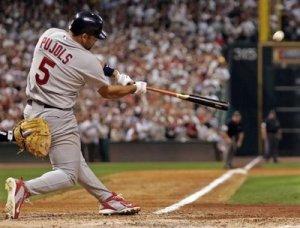 Albert Pujols home run