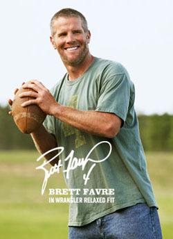 Brett Favre Wrangler