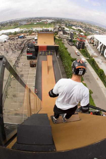 Danny Way X Games