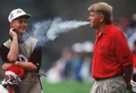 John Daly Smoking