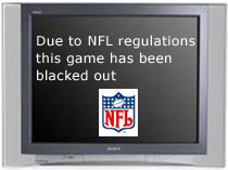 NFL blackout games