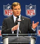 Goodell is too smooth of a talker to be able to trust!