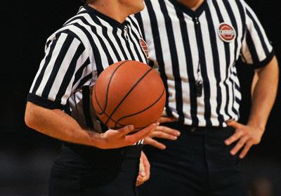 NBA Referees
