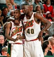 Too bad they had to reign in the Jordan era, they were a great duo.