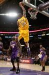 Kobe Bryant 24 Dunk