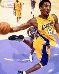 Kobe Bryant 8 Dunk