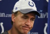 Will Peyton pout on the sideline this week too?