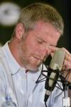 Brett Favre Crying