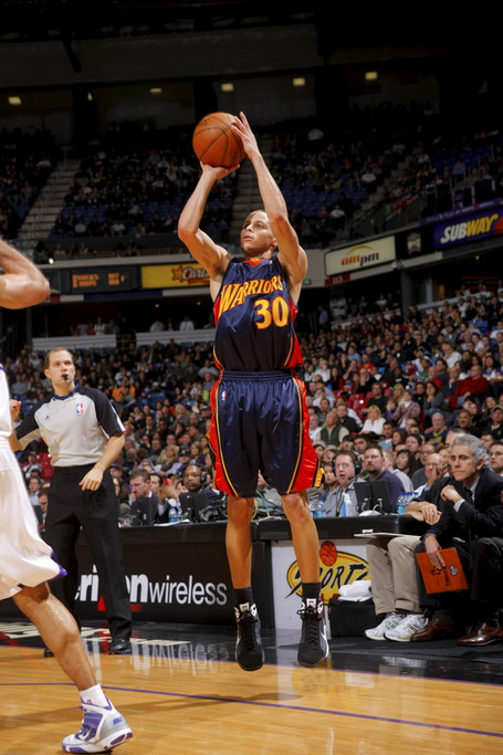 FACT: Stephen Curry is the best player from the 2009-2010 ...