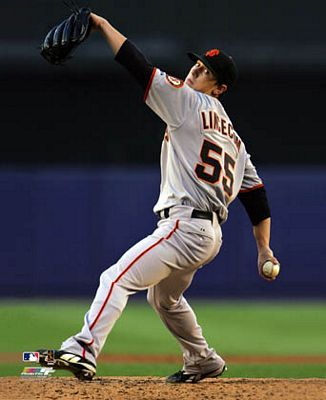 Should Tim Lincecum might as well start writing his Hall of Fame introduction speech already?