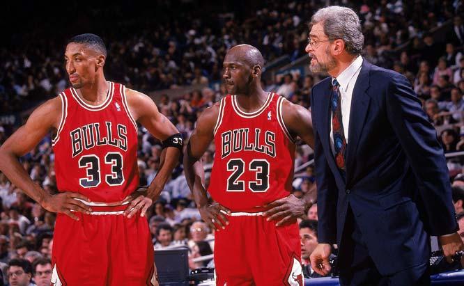 Jordan Bulls Coach Bulls-coach-phil-jackson