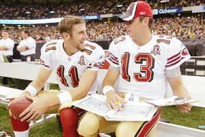 Shaun Hill Alex Smith