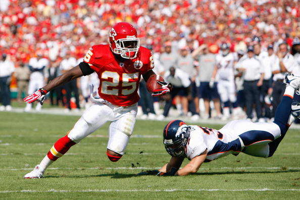 Jamaal Charles Checks In As The 10th Best Offensive Weapon