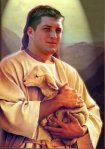 Tebow as Christ