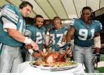 Thanksgiving game turkey