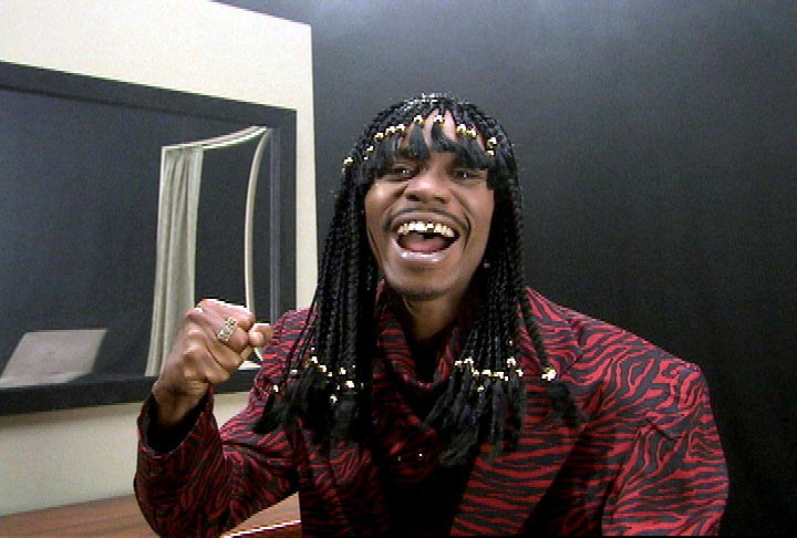 Dave Chappelle as Rick James | Doin Work