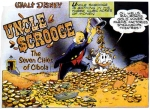 Uncle Scrooge make itrain
