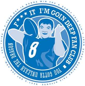 Rex Grossman going deep