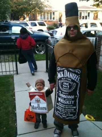 funny father-son halloween costume  sc 1 st  Doin Work : funny holloween costume ideas  - Germanpascual.Com