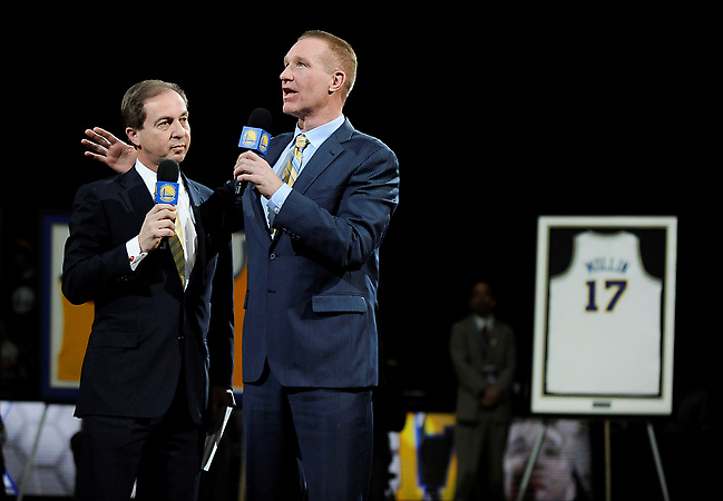Joe Lacob Chris Mullin